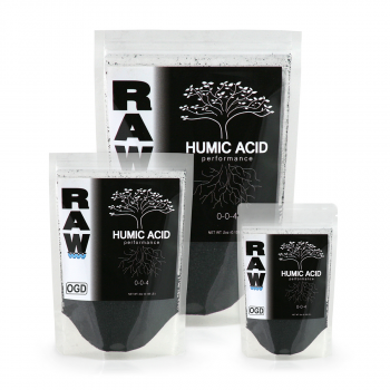 RAW Humic Acid, 2 oz