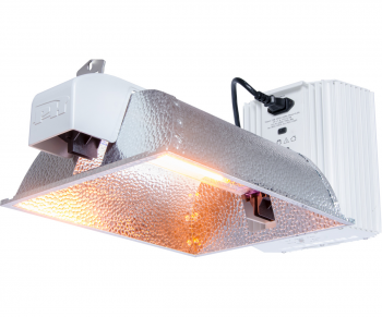 Phantom Commercial DE Enclosed Lighting System with USB Interface, 1000W, 208V/240V