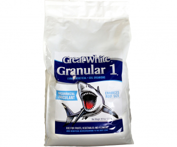 Plant Success     Great White Granular 1, 20 lbs