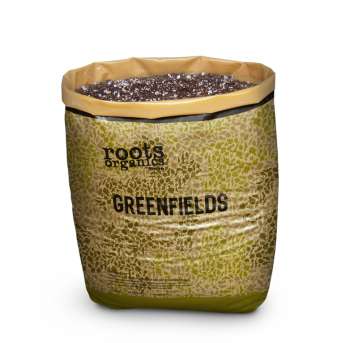 Roots Organics Greenfields Potting Soil, 1.5 cf