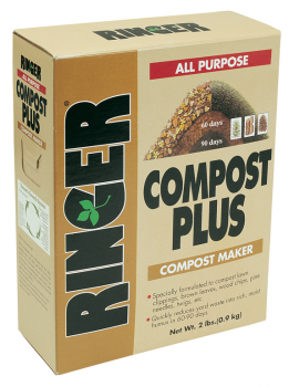 Ringer Compost Plus Compost Maker, 2 lb