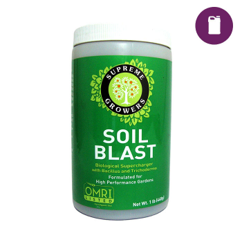Supreme Growers Soil Blast 1lb