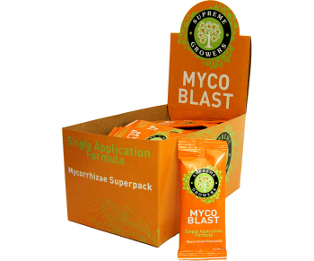 Supreme Growers Myco Blast, 5 g, box of 50