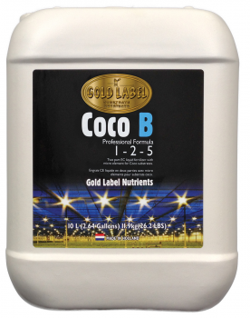 Gold Label Nutrients Coco B, 10 L