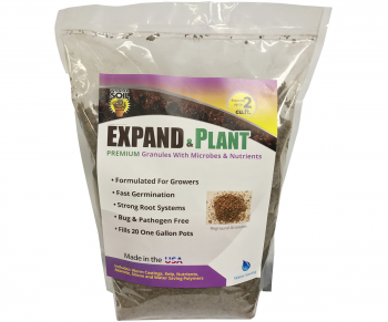 Wonder Soil Expand & Plant Reground, 10 lbs