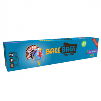 Bake Bags Turkey Bags (25 Bags)