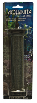 "AquaVita 6"" Cylinder Air Stone + Base"