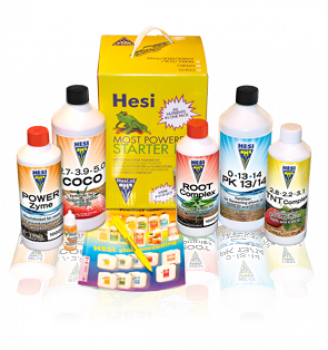 Hesi Soil Starter Kit