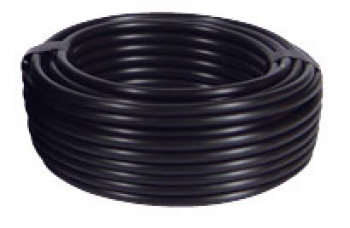 "1/4"" Outside Diameter Black Tubing 100'"