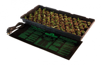 "Seedling Heat mat 9"" x 19.5"" - 17 Watts (10/cs)"