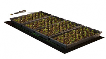 "Seedling Heat mat 48"" x 20"" - 107 Watts (6/cs)"