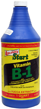 LIQUINOX START with Vitamin B-1. Quart