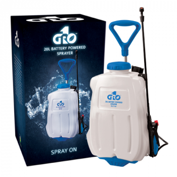 Gro1 5 Gallon Battery Power Sprayer