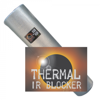4  x 25  Thermal IR Blocker