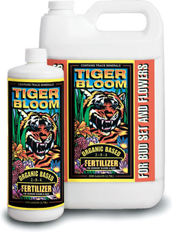 FOX FARM TIGER BLOOM� 2.5 GALLON (2/CASE