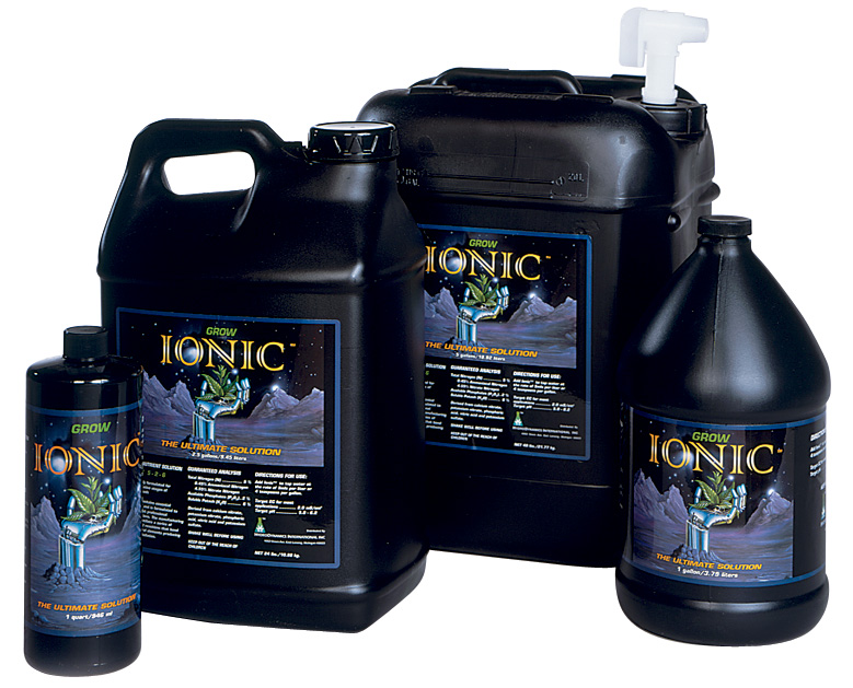 HD IONIC™ GROW GALLON (4/CASE)