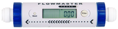 HYDRO-LOGIC™ FLOWMASTER FLOW METER (SPECIAL ORDER ONLY)