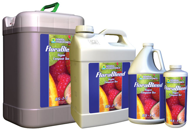 GHBB� FLORABLEND�  2.5 GALLON