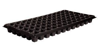 Heavy Duty 72 Cell Pack Square Insert (100/cs)