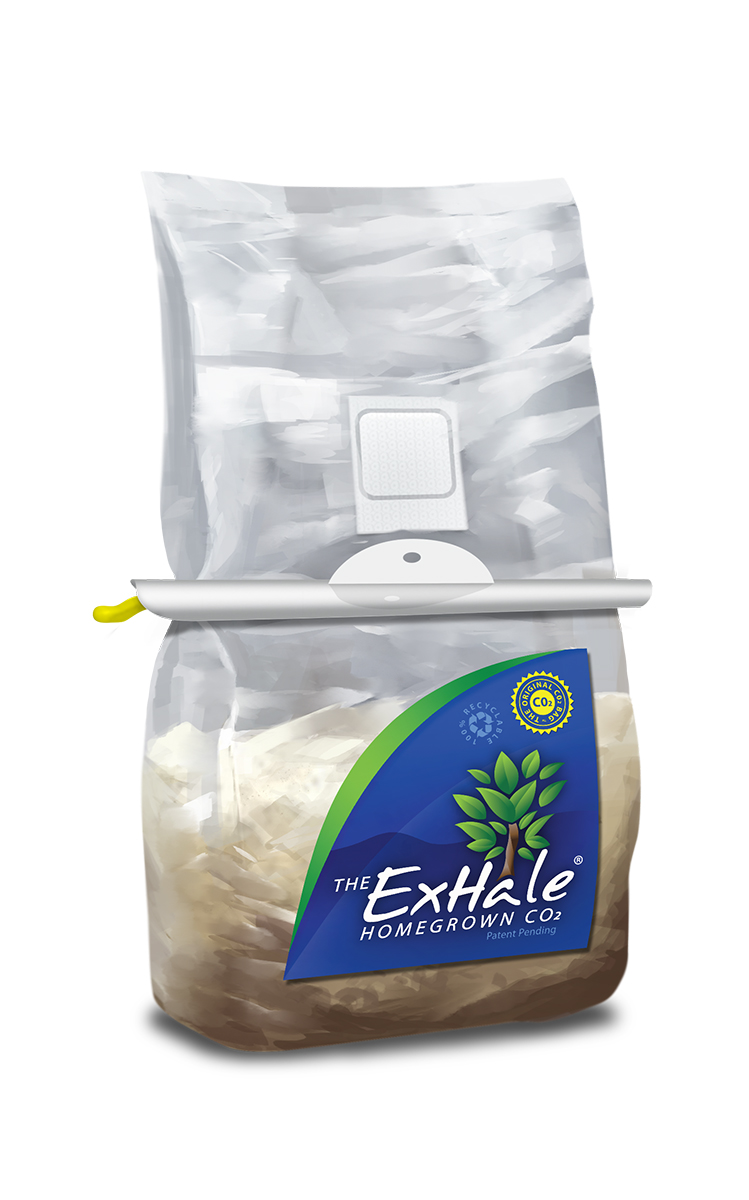 ExHale CO2     ExHale-The Original CO2 Bag