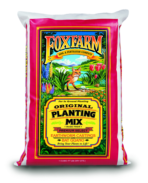 Planting Mix, 1 cu ft bag (26 dry qts) FL/MO/IN ONLY