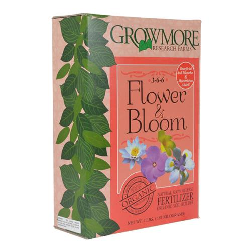 Grow More Flower and Bloom, 4 lb