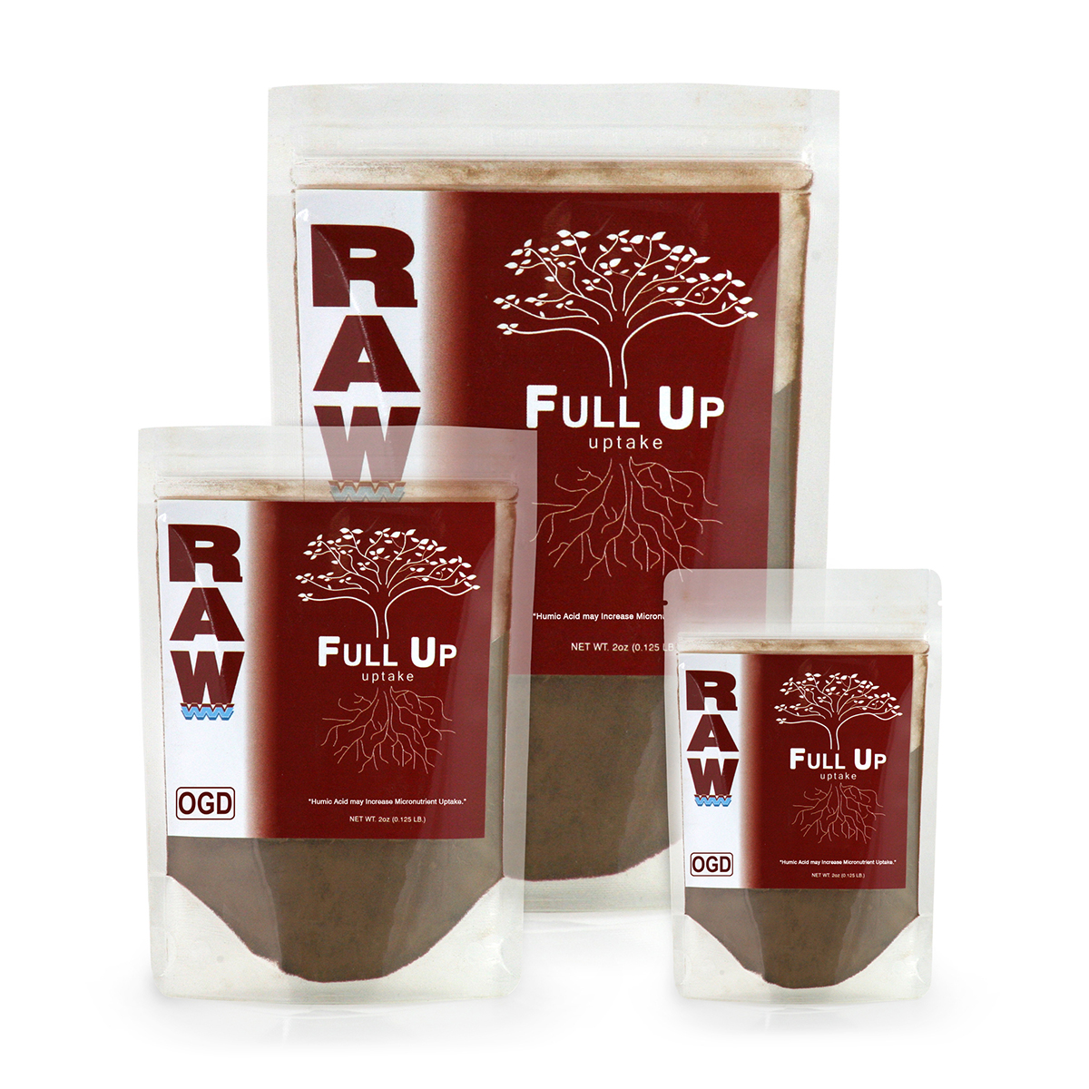 RAW Full Up, 8 oz