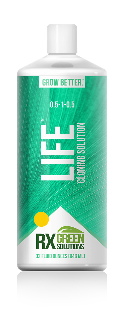 Rx Green Solutions »  Life Cloning Solution, 32 oz
