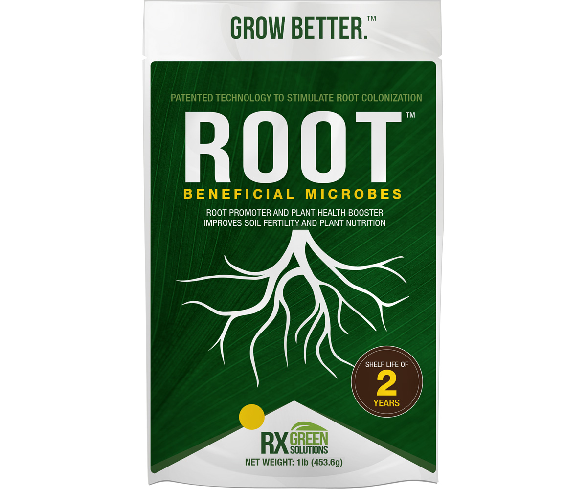 RX Green Solutions Root, 1 lb Case of 4 (Special Order)