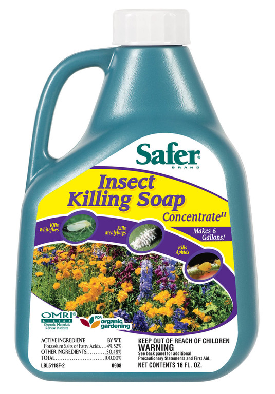Insect Killing Soap 16oz Concentrate