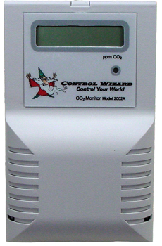 CO2 Monitor.