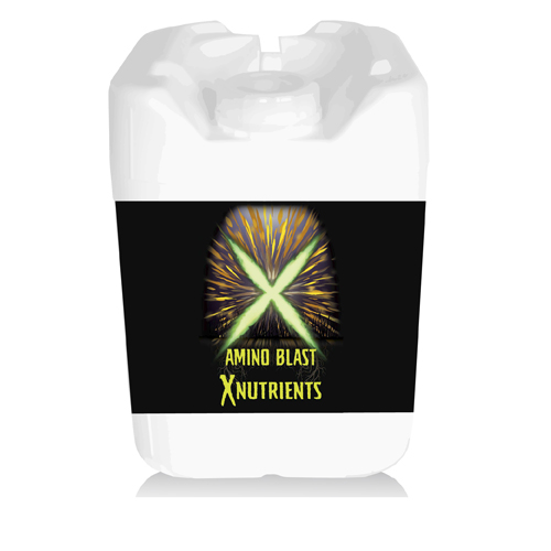 X Nutrients Amino Blast (15 Gallon)
